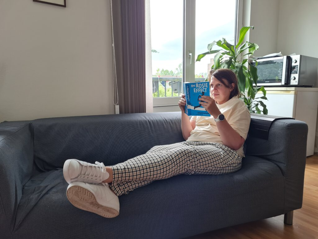 boek lezen voor meer rust